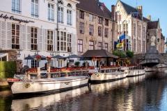 Bruges Boats