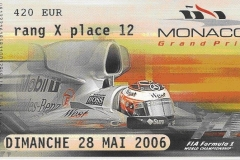 2006 Monaco Grand Prix