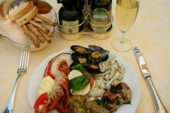 Lunch Hotel Cipriani